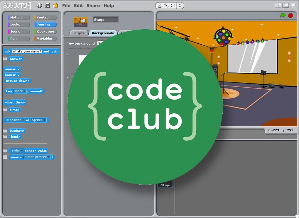 Code Club Field Report