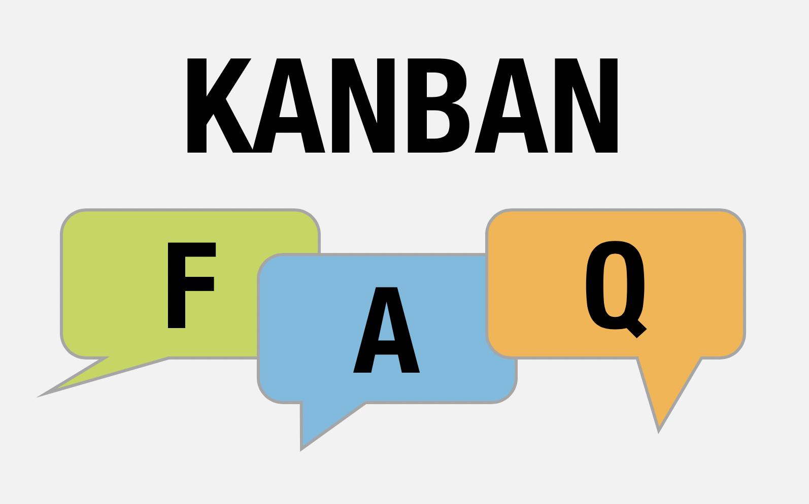 Kanban FAQ